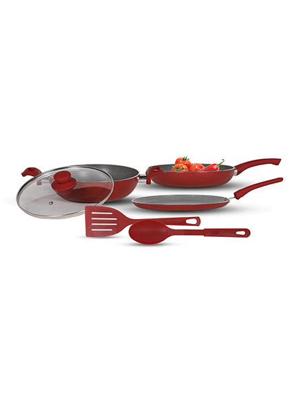Pringle 3 Pc. Riviera Non Stick Cookware Set