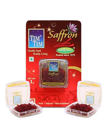 Kashmiri Saffron - 3 gram