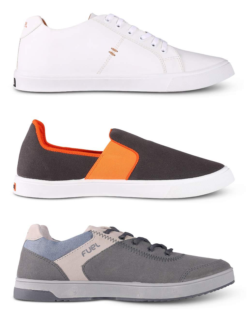 152c34850 Pack of 2 Sneakers + 1 Slip On Free