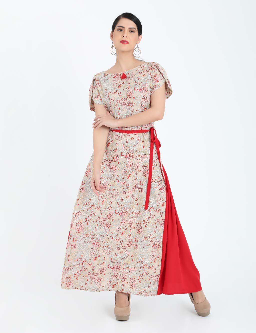 49da3e0293d Pack of 3 Trendy Maxi Dresses - Buy Online at Best Prices | Ezmall.com