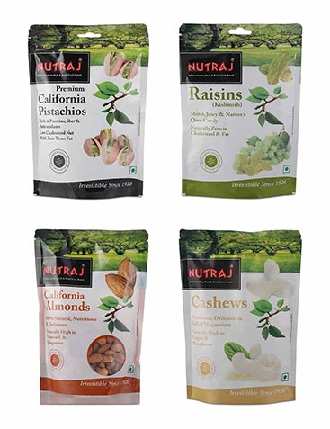 Nutraj Dry Fruits combo