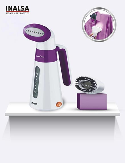 Inalsa Handy Cloth Steamer
