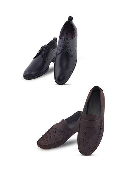 Formal Shoes + Driving Shoes