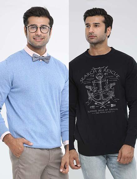 Pack of 2 Stylish Sweater
