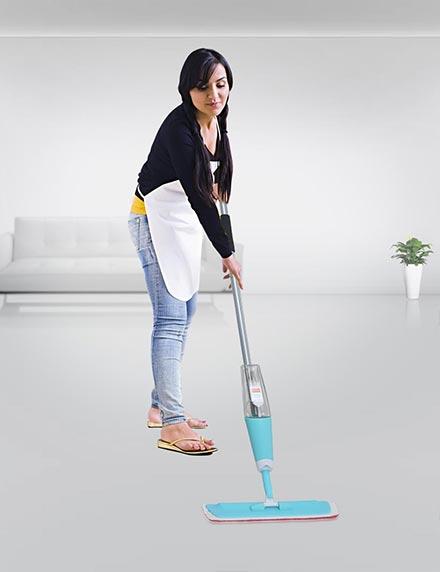 Prestige Spray Mop with 3 Attachments