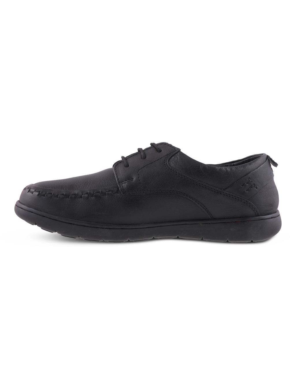 7066390c3bd Lee Cooper Men s Black Semi Formal Shoes - Buy Online at Best Prices ...