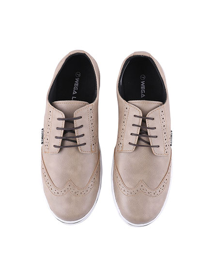 Wegalife Beige Casual Shoes