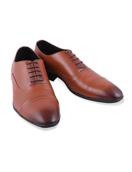 d2d4bfb3c177 Ziraffe Brown Oxford Shoes